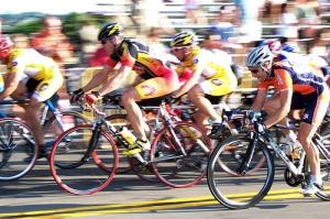 Apaixonada por ciclismo