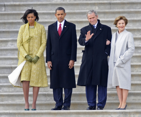 Barack Obama Inauguration