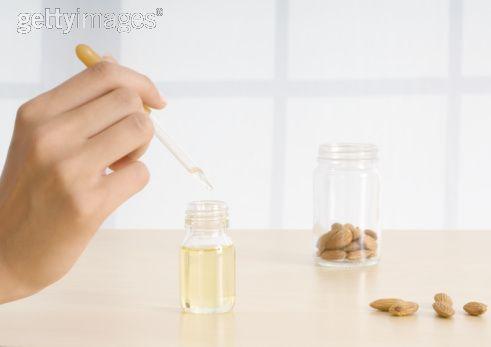 oleo de amendoa